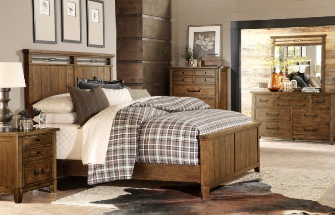 4740-River-Run-All-Wood-Bedroom-Suite-Dreamland-Mattress-Furniture